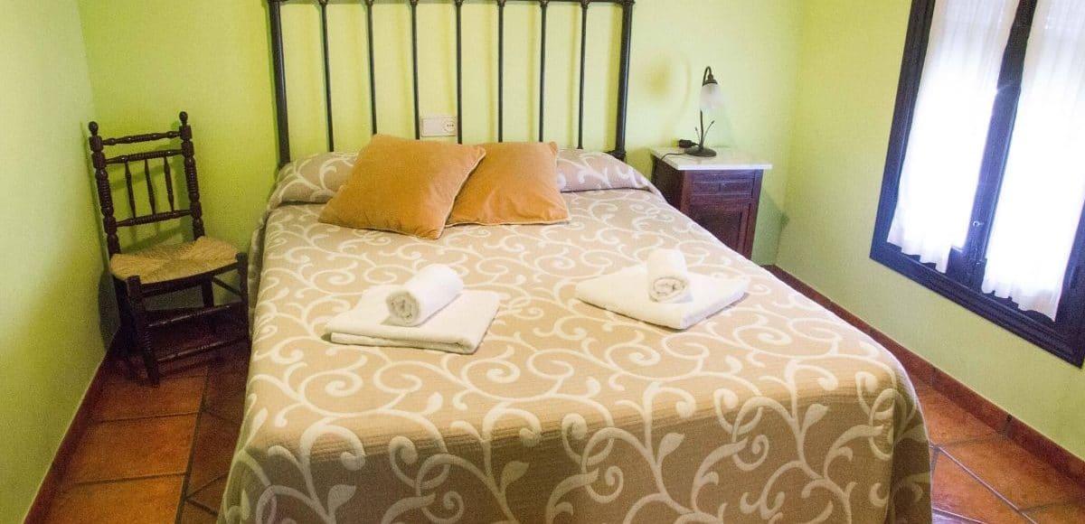 Dormitorio 3 - La Venta de Agar-Z