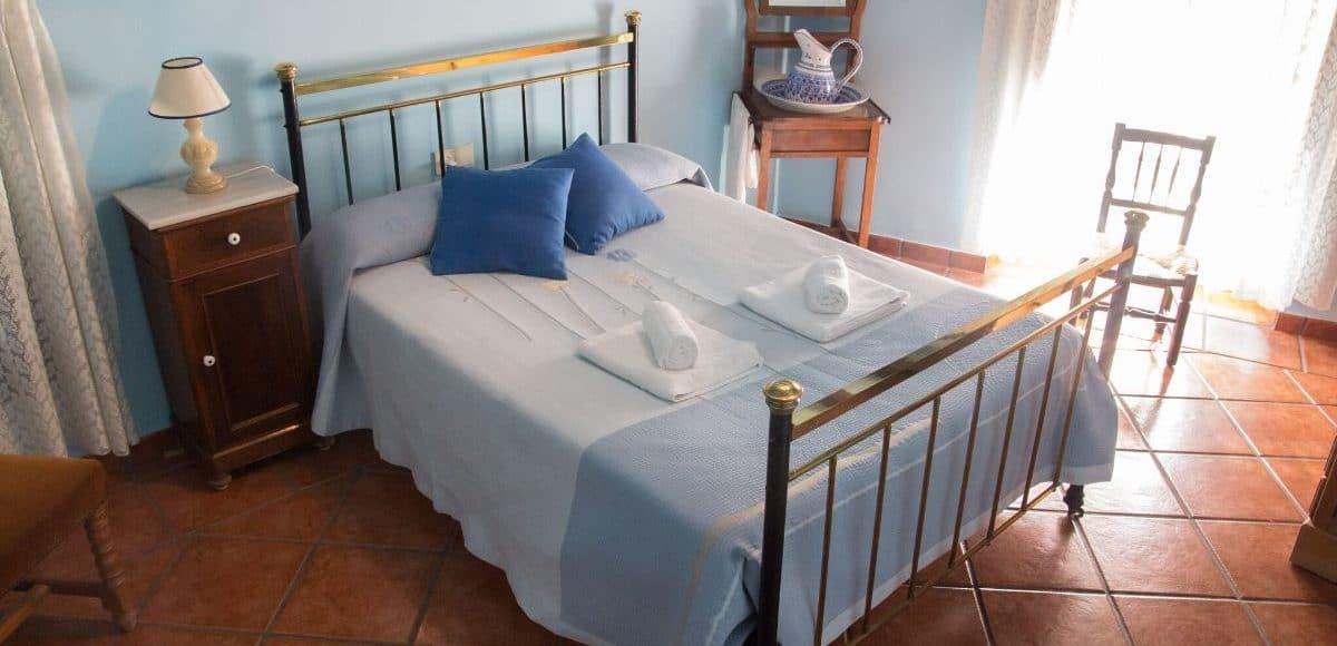 Dormitorio 2 - La Venta de Agar-Z