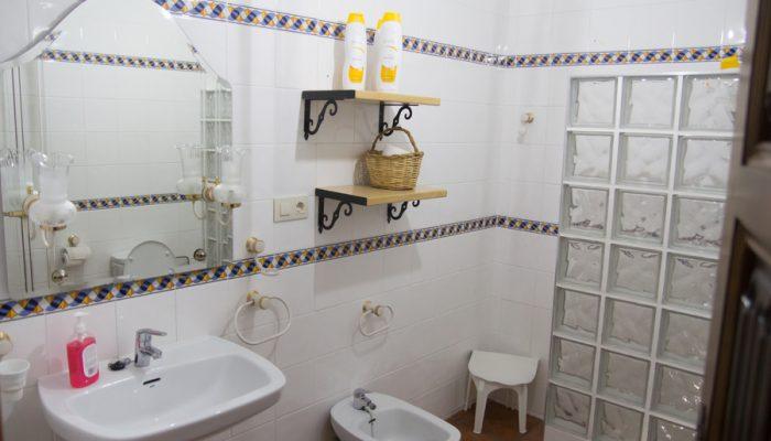 baño con duca - La Venta de Agar-Z